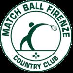 Logo Match Ball Firenze Country Club